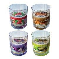 Candles glass Vivat