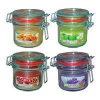 Weck jar candles small