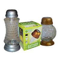 solární svíčky