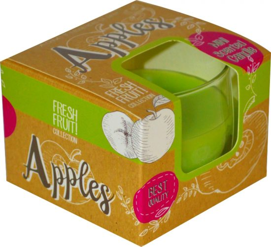 Szklanka Mini Apples 3