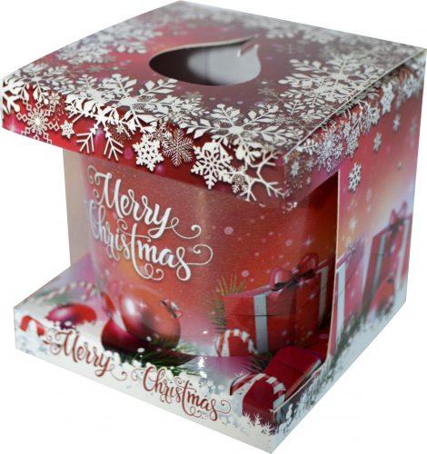 sleeve mała Christmas RED GIFTS art 1241